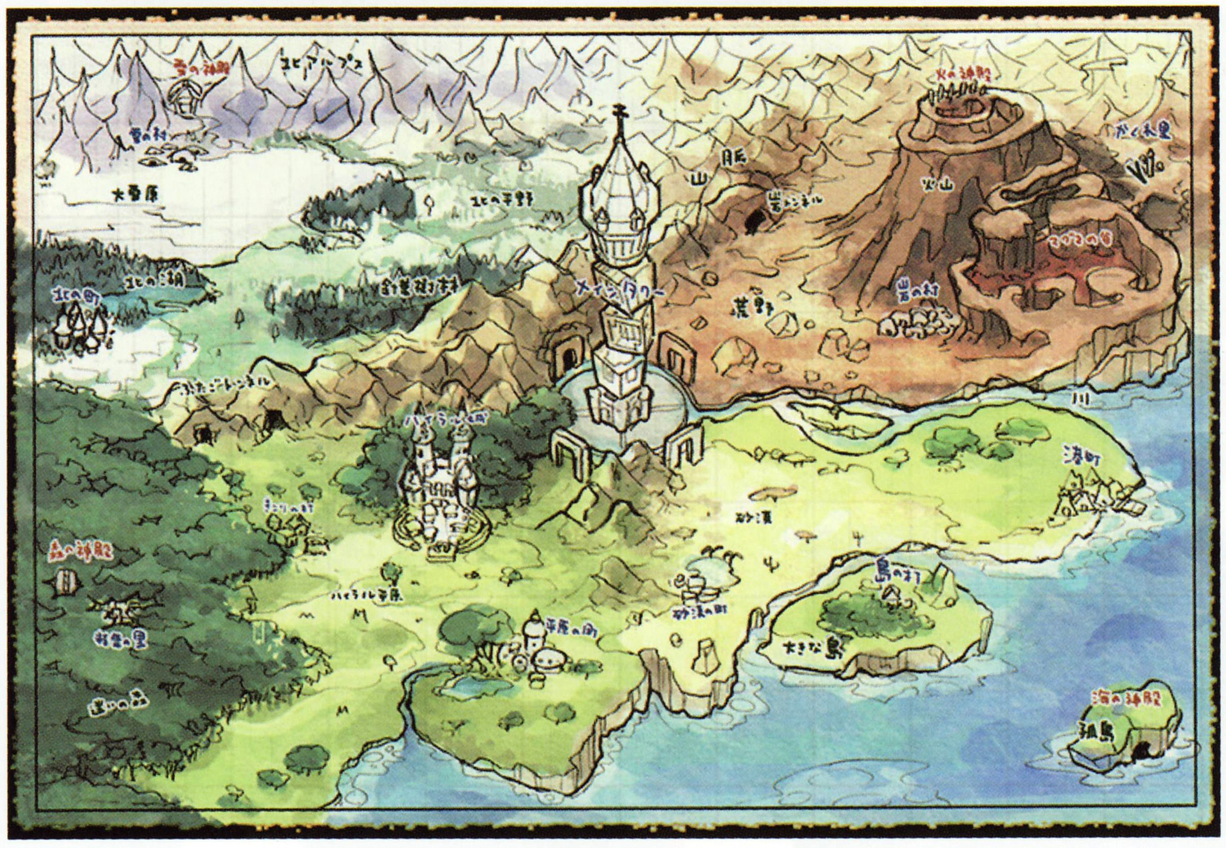690125179563f37c1ca6o pinterest fantasy map and the legend of zelda spirit tracks ds official artwork gumiabroncs Choice Image