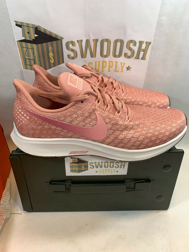 95204559ea37d Nike Air Zoom Pegasus 35 Rust Pink/Tropical Pink 942855-603 Size 11 ...