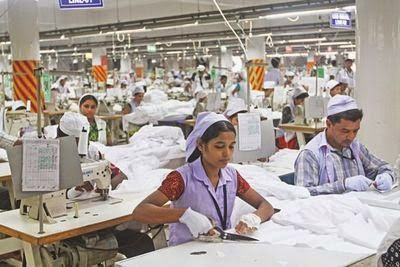 Flow Chart of Garment Manufacturing Technology - Textile ...