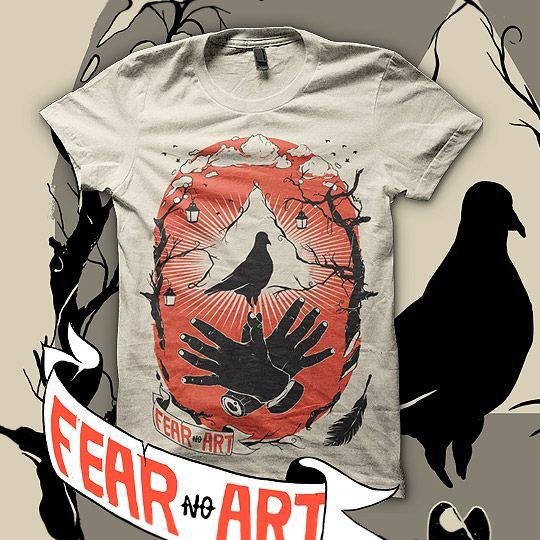 Download Fear No Art By Metalsan Deviantart Com On Deviantart Fear Art Mens Tops