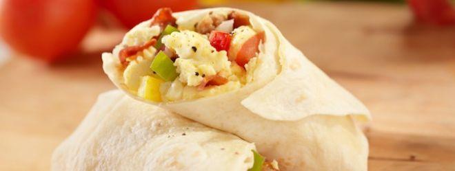 Délicieuse tortilla-déjeuner Jamie Oliver