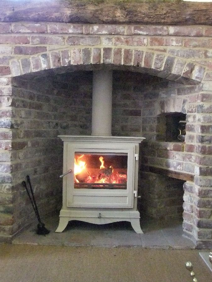 Chesney 39 S 8 Series Beaumont Wood Burning Stove