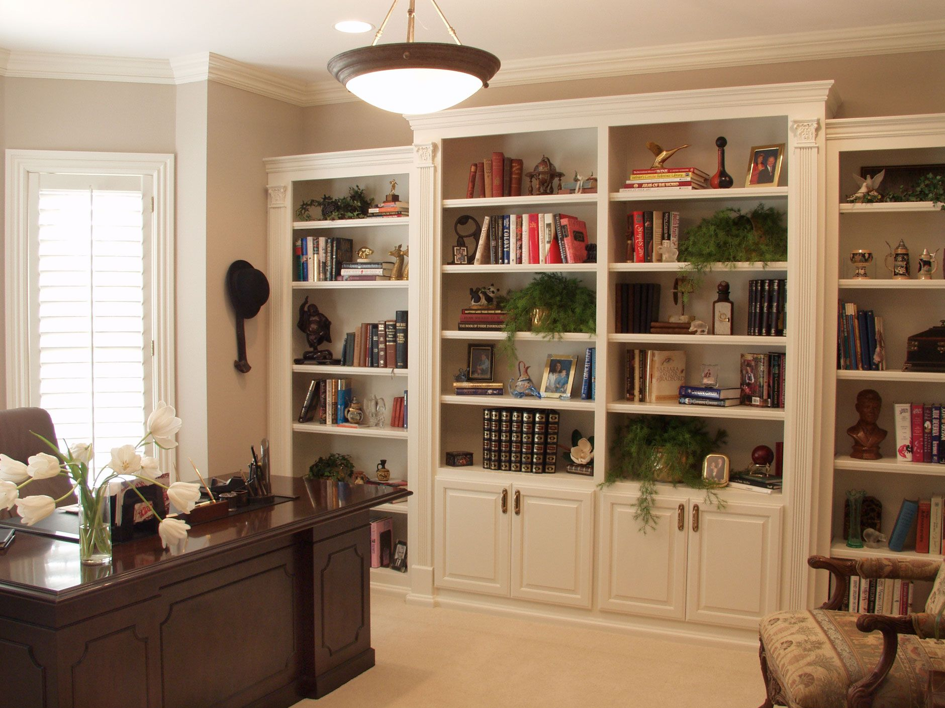 Office Cabinets And Bookshelves With Cabinet Doors By Taylorcraft Door Company In Style