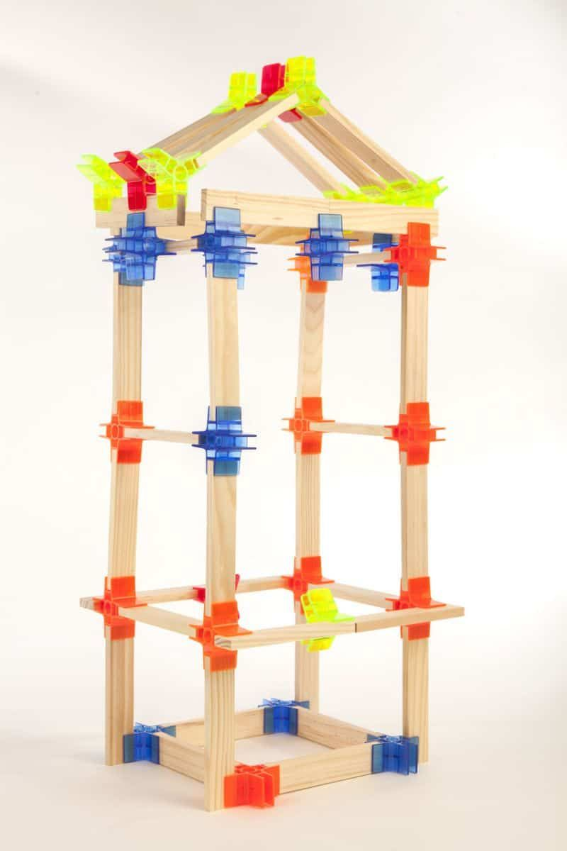 Brackitz Construction Toy Helps Promote Stem Learning Jeux
