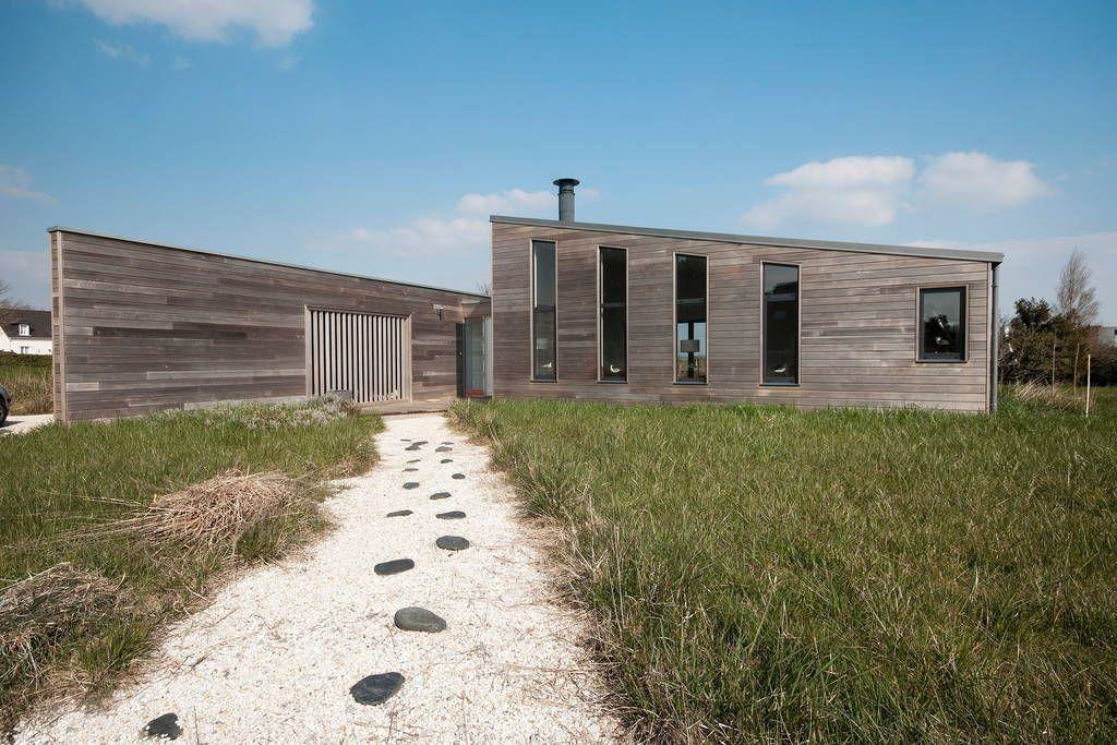 Sjekk ut dette utrolige stedet på Airbnb: West side in the Crozon Peninsula - Hus til leie i Crozon