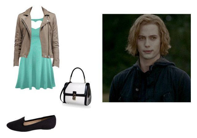 """""""on a date with jasper hale"""" by caitlincatastrophe95 ❤ liked on Polyvore featuring Pieces, Dolce&Gabbana and Cullen"""