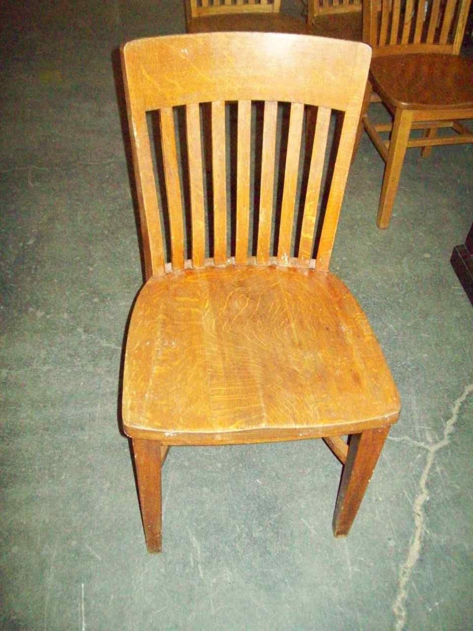 Tiger oak dining chair 19191 | 제품, 식탁 의자 및 호랑이