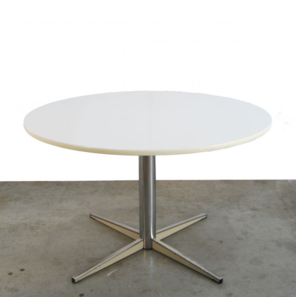 Modern Vintage Formica Dining Table By Brabantia 1970s Dining