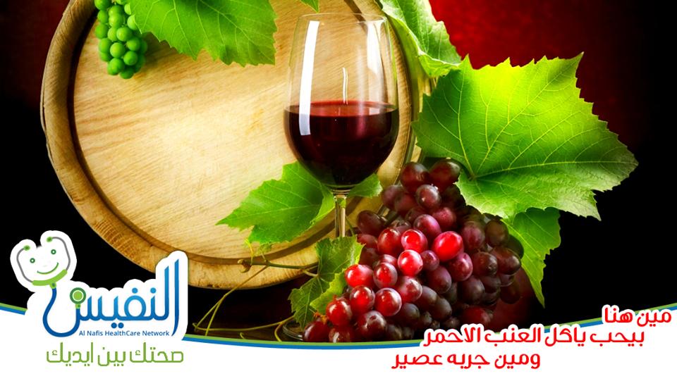 مين هنا بيحب ياكل العنب الاحمر ومين الى جربه عصير أظهرت دراسة حديثة أن العنب الأحمر يمنع انسداد الشرايين وي Healthy Alcoholic Drinks Organic Wine Red Wine