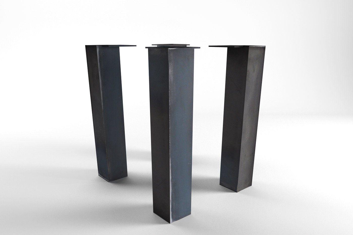 Tischbein Metall Nach Mass Einzeln Tischbeine Metall Tischbeine