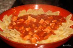 Ossi-Sauce oder Ossi-Soße ? #tortelliniauflauf