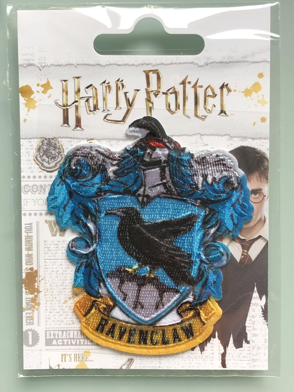 Harry Potter Ravenclaw Wappen Bugelbild Patch Etsy Harry Potter Ravenclaw Ravenclaw Image Patch