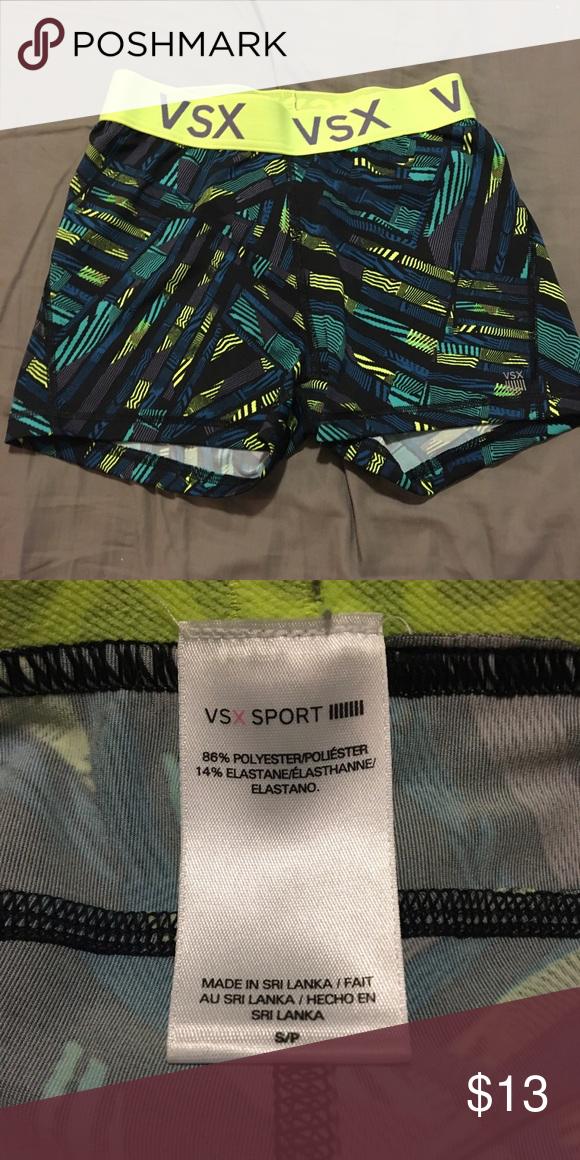 Victoria's Secret Sport VSX player shorts Victoria's Secret Sport VSX player short. Victoria's Secret Shorts