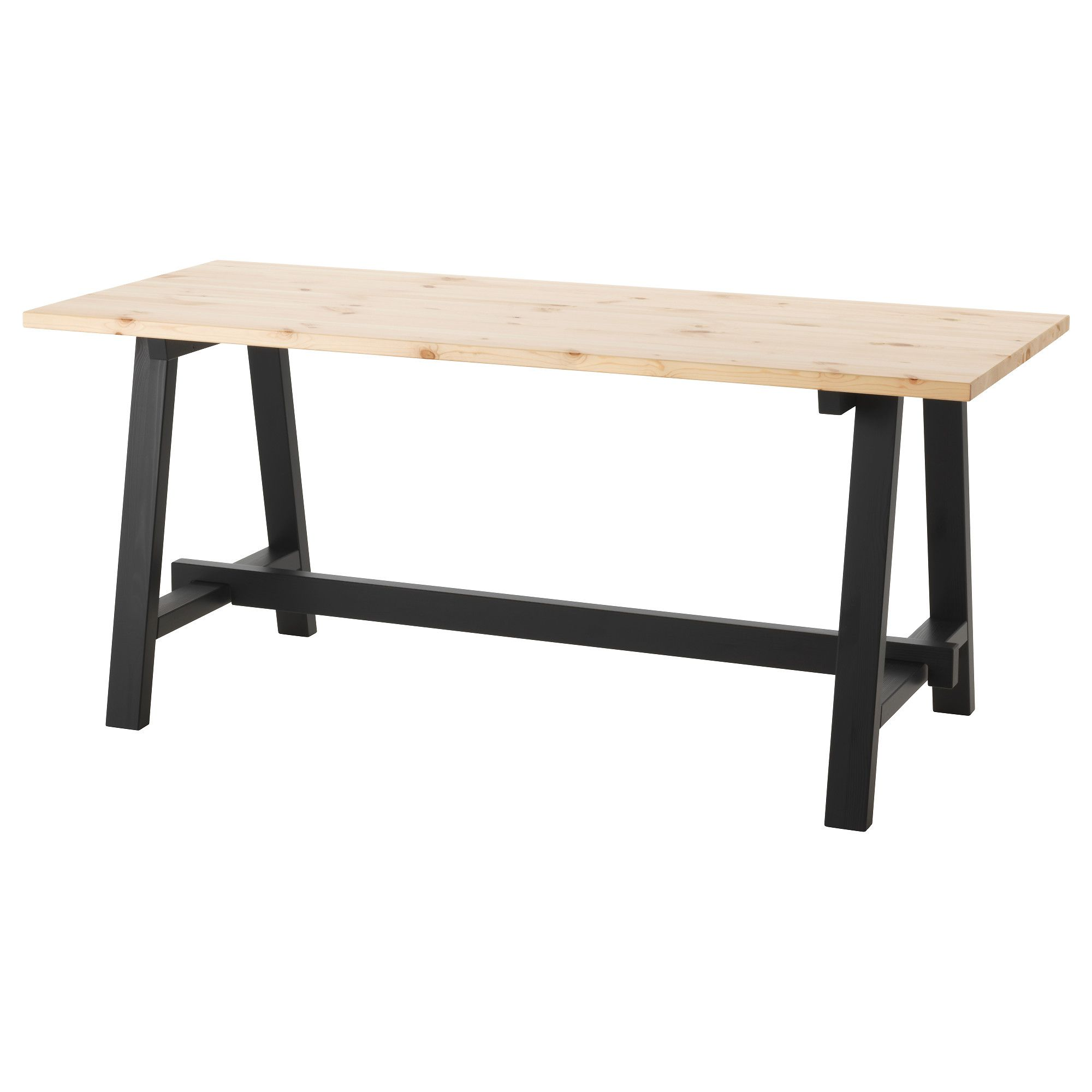 Ikea Us Furniture And Home Furnishings Dining Table Black
