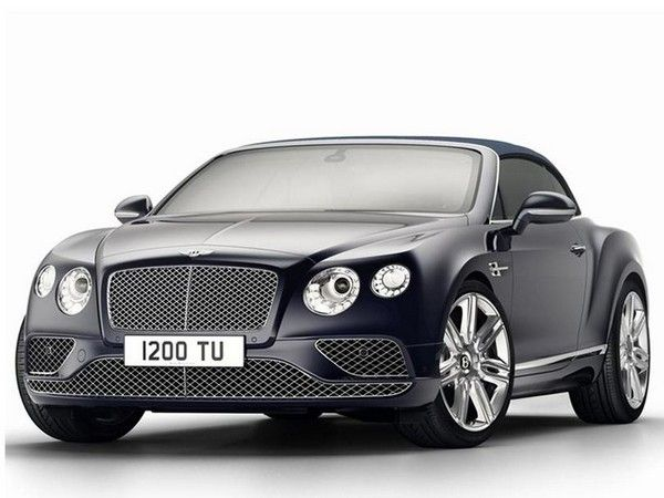 2018 Bentley Continental GT Convertible Timeless Series Unveiled