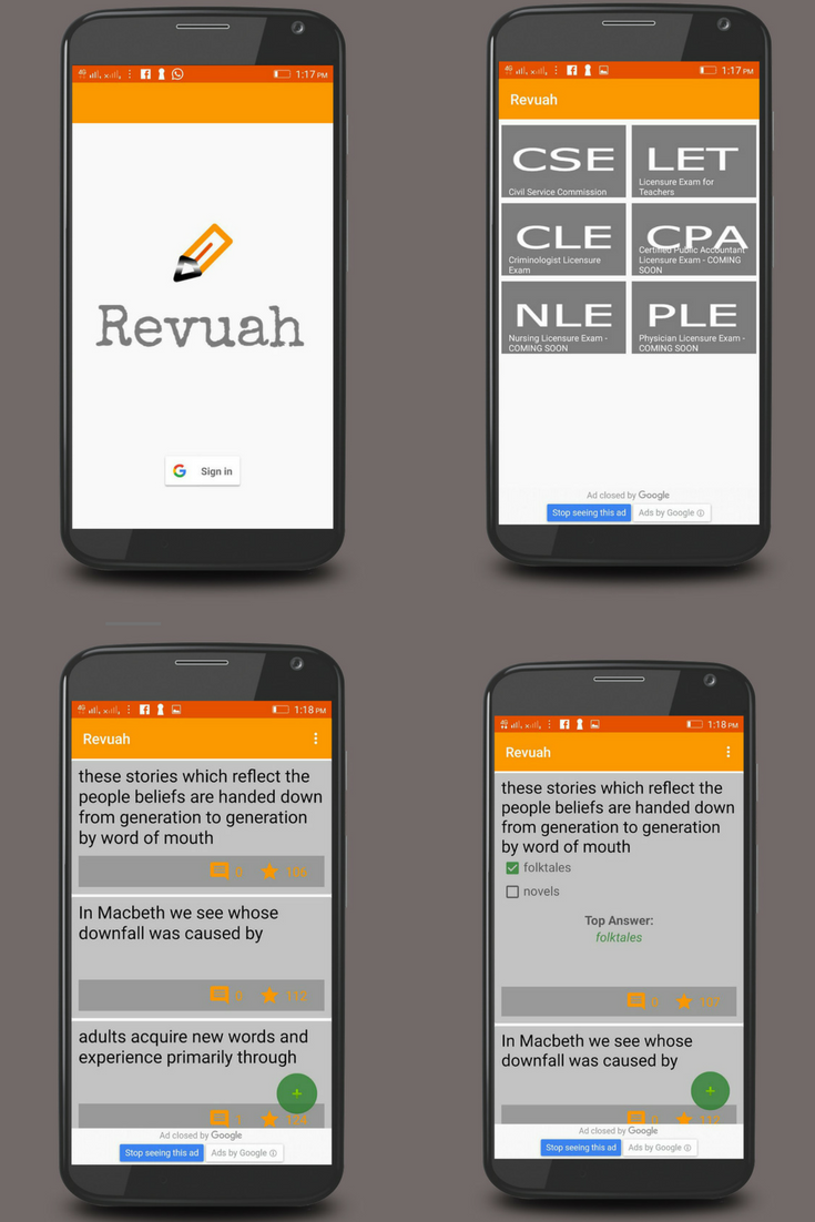 Revuah App Download it From Play Store https//play