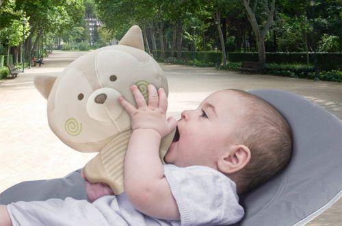 Descubre BeMyBuddy Foxy, el MUÑECO de APEGO para tu bebé ★