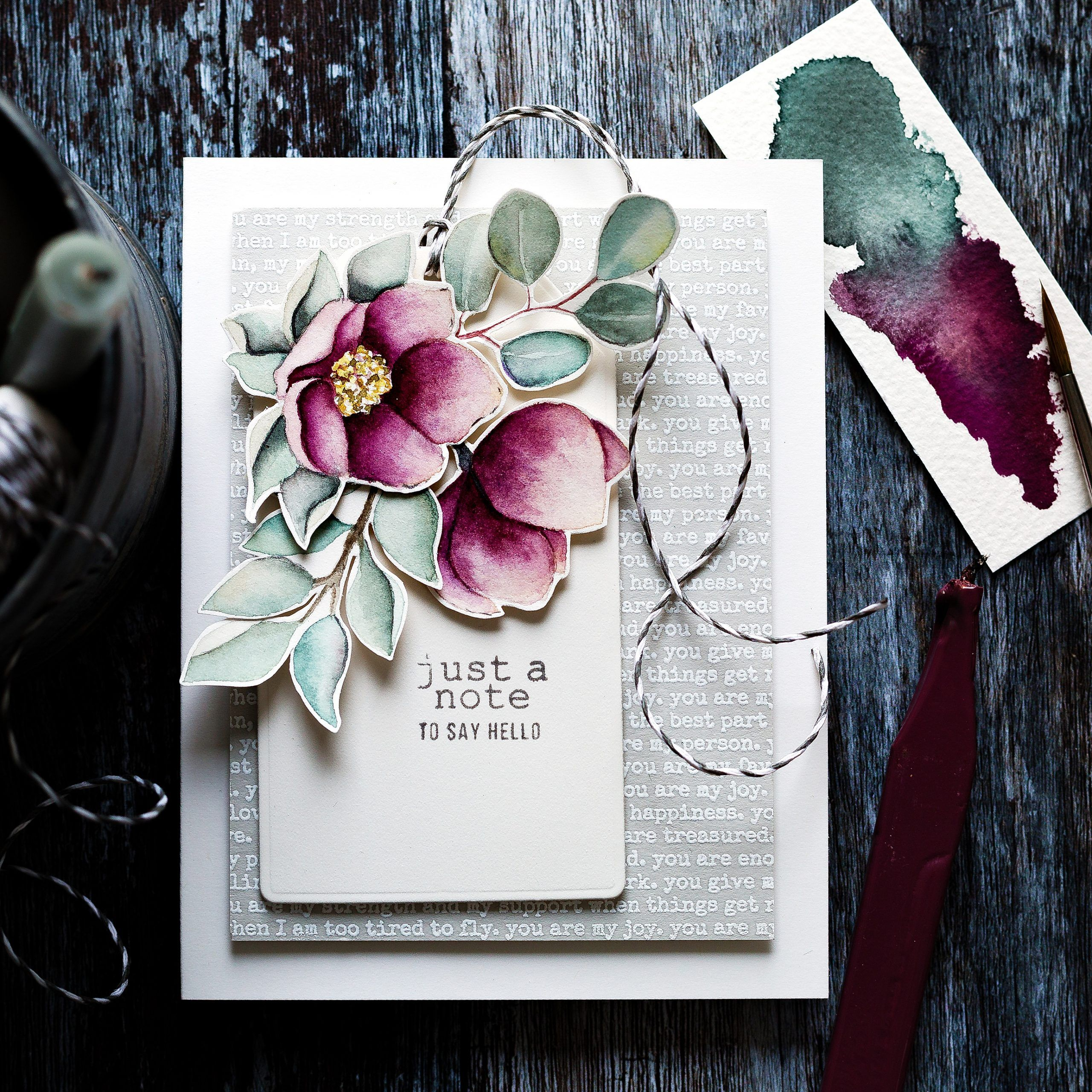Is It Time For Spring Flowers Yet March Card Kit In 2020