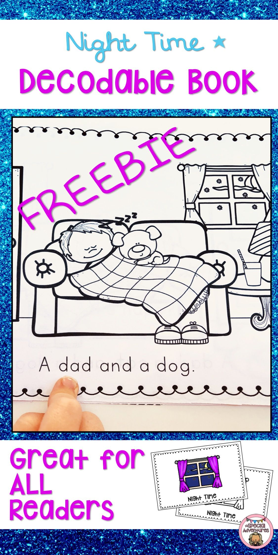 Decodable Book Free Pairs Well With Orton Gillingham