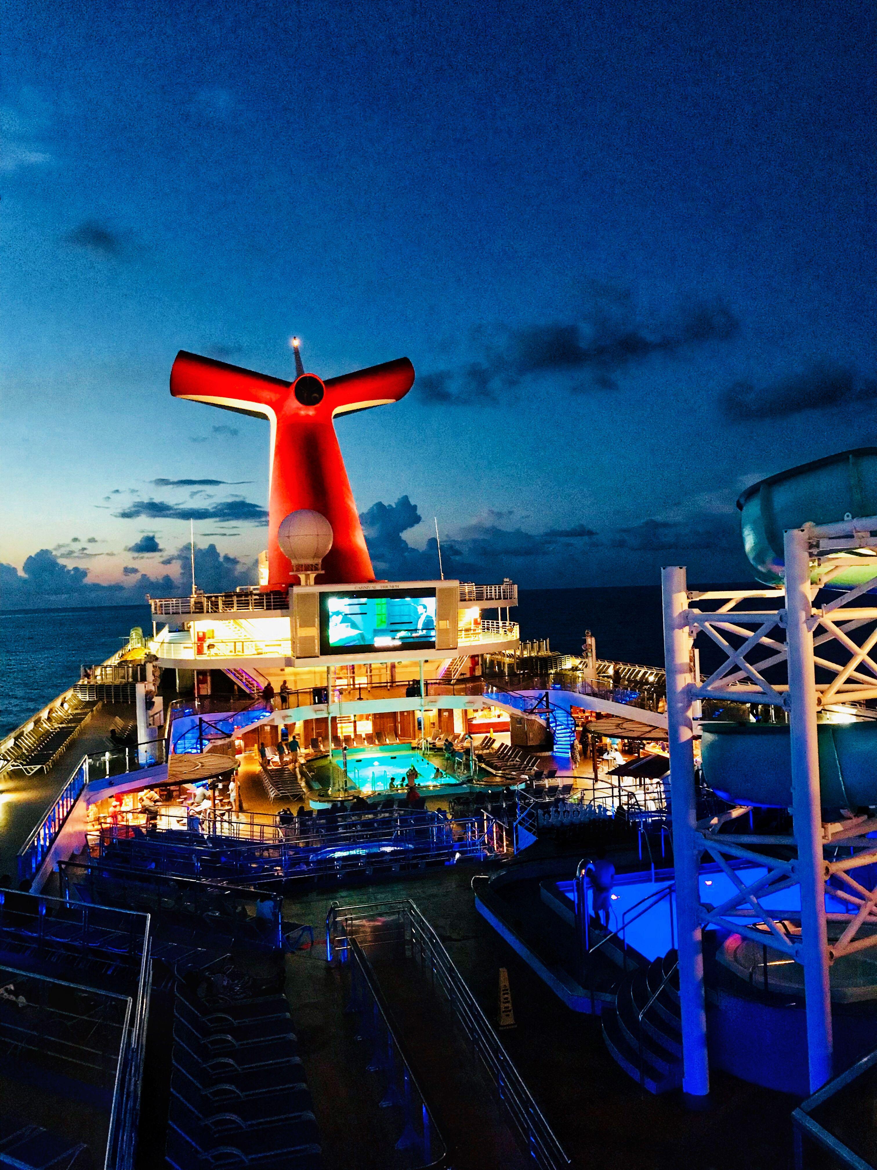 #carnival #cruise #triumph #travel
