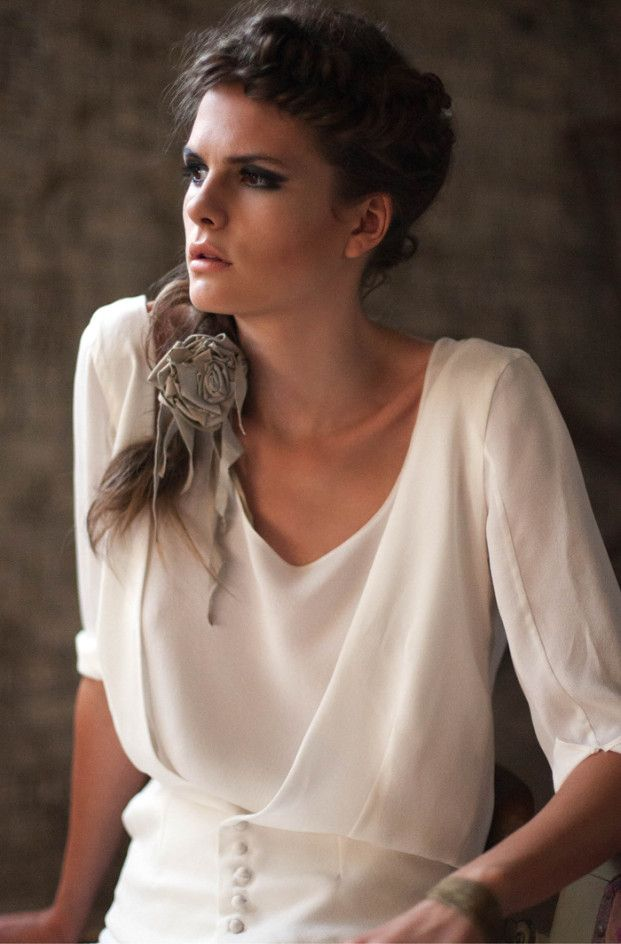 orlane herbin collection 2014 robes de mariee. Black Bedroom Furniture Sets. Home Design Ideas