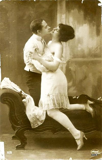 Risque 1920s Vintage Couples Vintage Romance Pretty