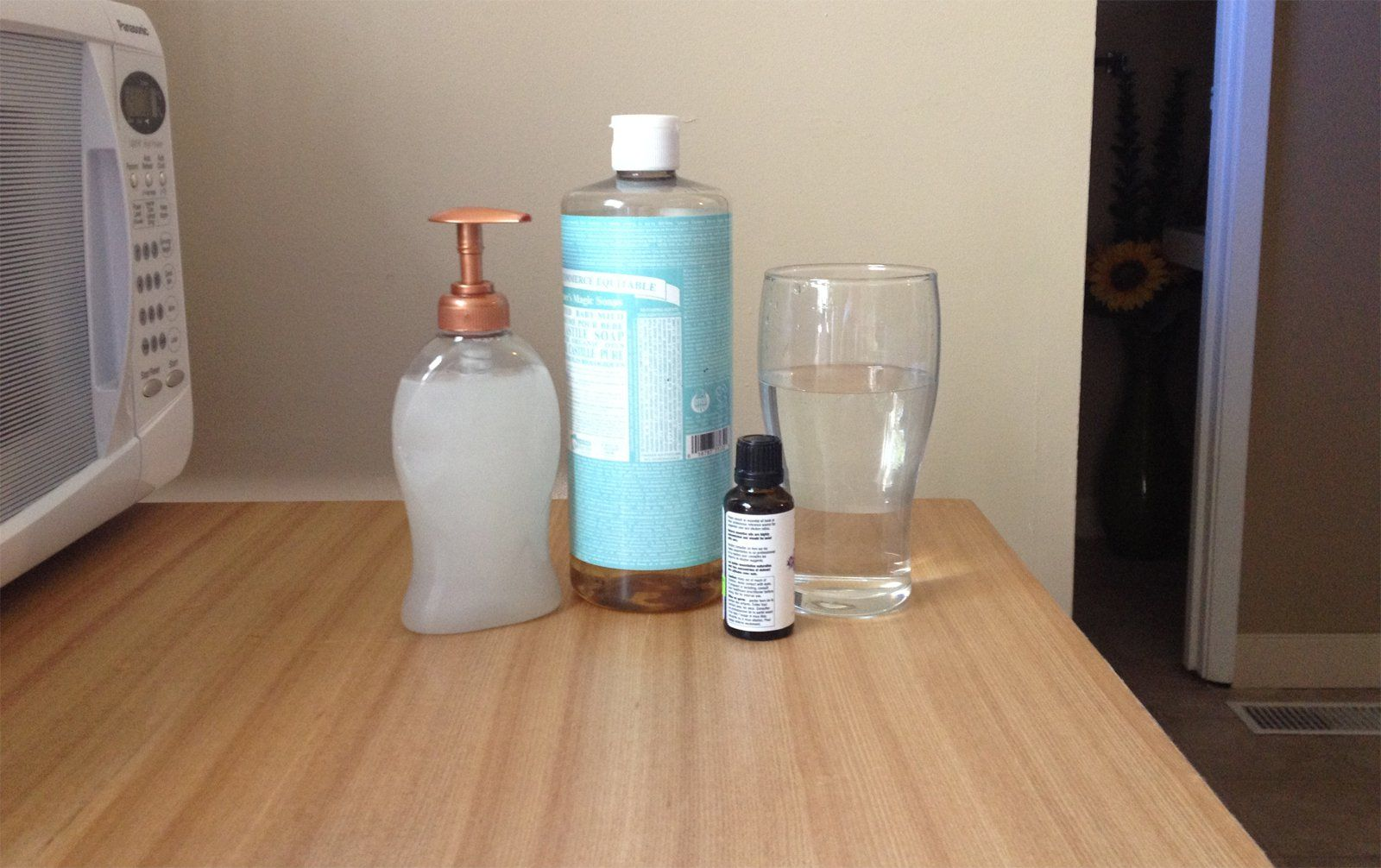 How to Make Your Own Natural Liquid Hand Soap Natural