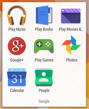 Android poderá receber novo design e icones