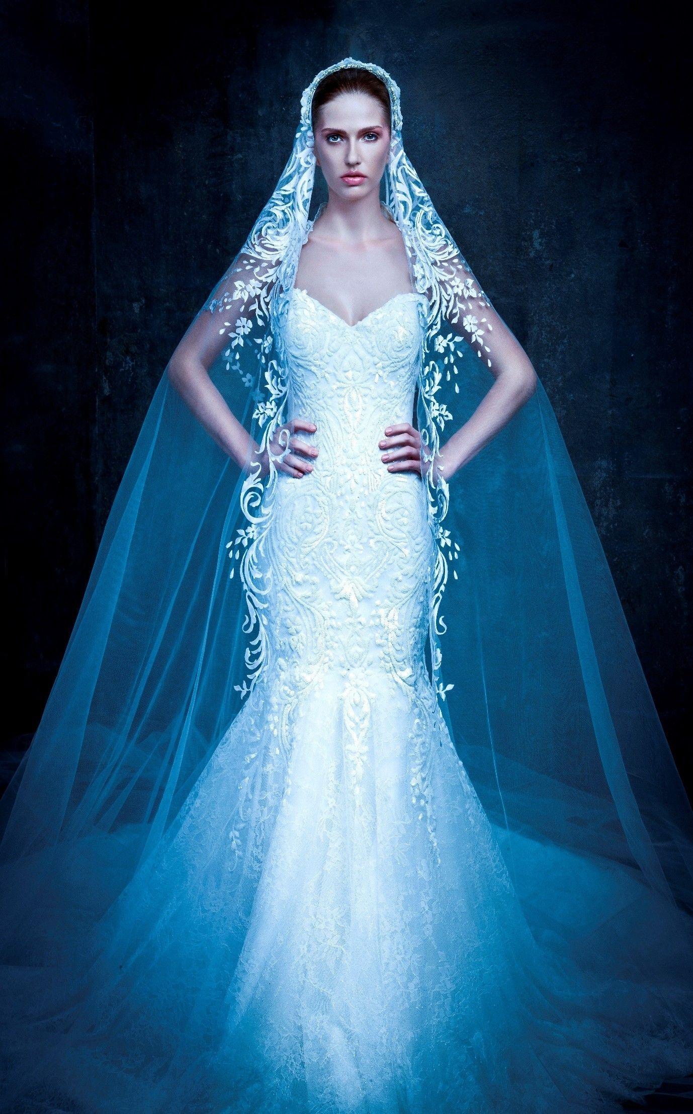 Autumn-Winter 2015 Michael Cinco Bridal Collection | Michael Cinco ...