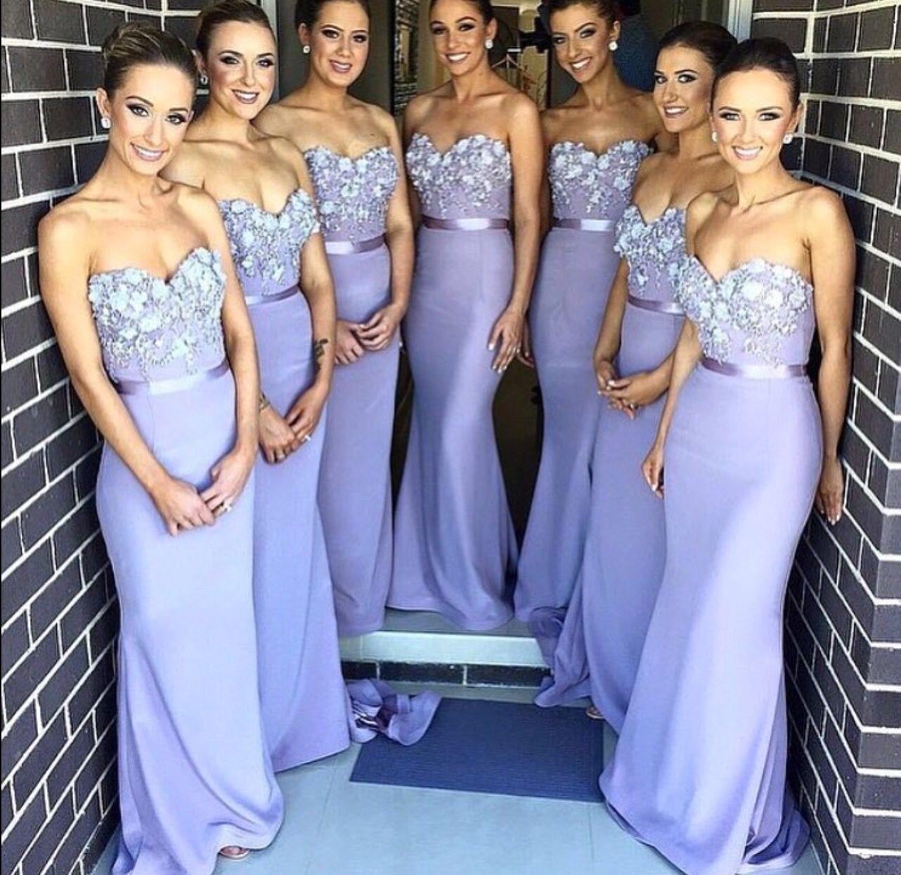 Lila Jurk Bruiloft.Lila Bruidsmeisjes Jurk Wedding Bridesmaid Dresses Lilac