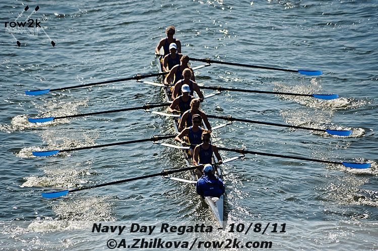 Navy Day 2011 2v8 Navy Day Rowing Navy