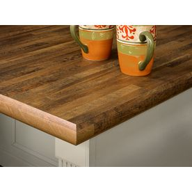 Wilsonart 36 In X 96 Old Mill Oak Soft Grain Laminate Kitchen Countertop