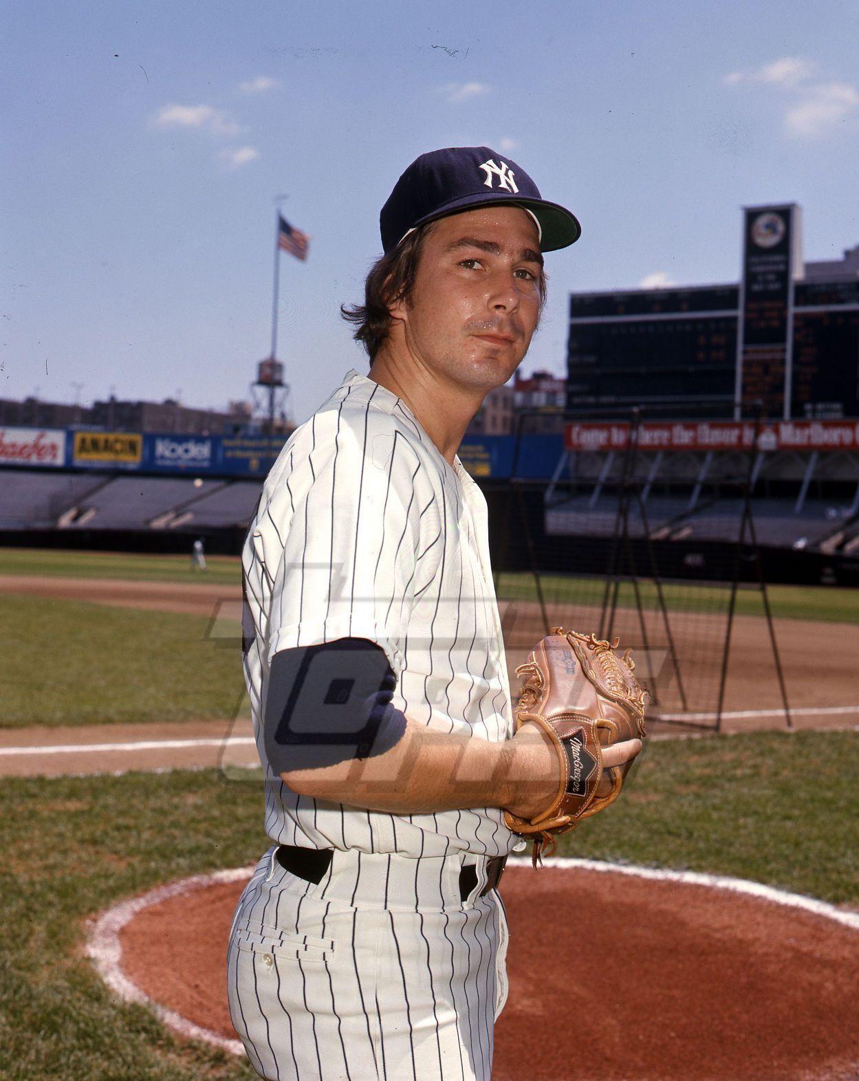 Jim Magnuson, Pitcher | New York Yankees | New york yankees