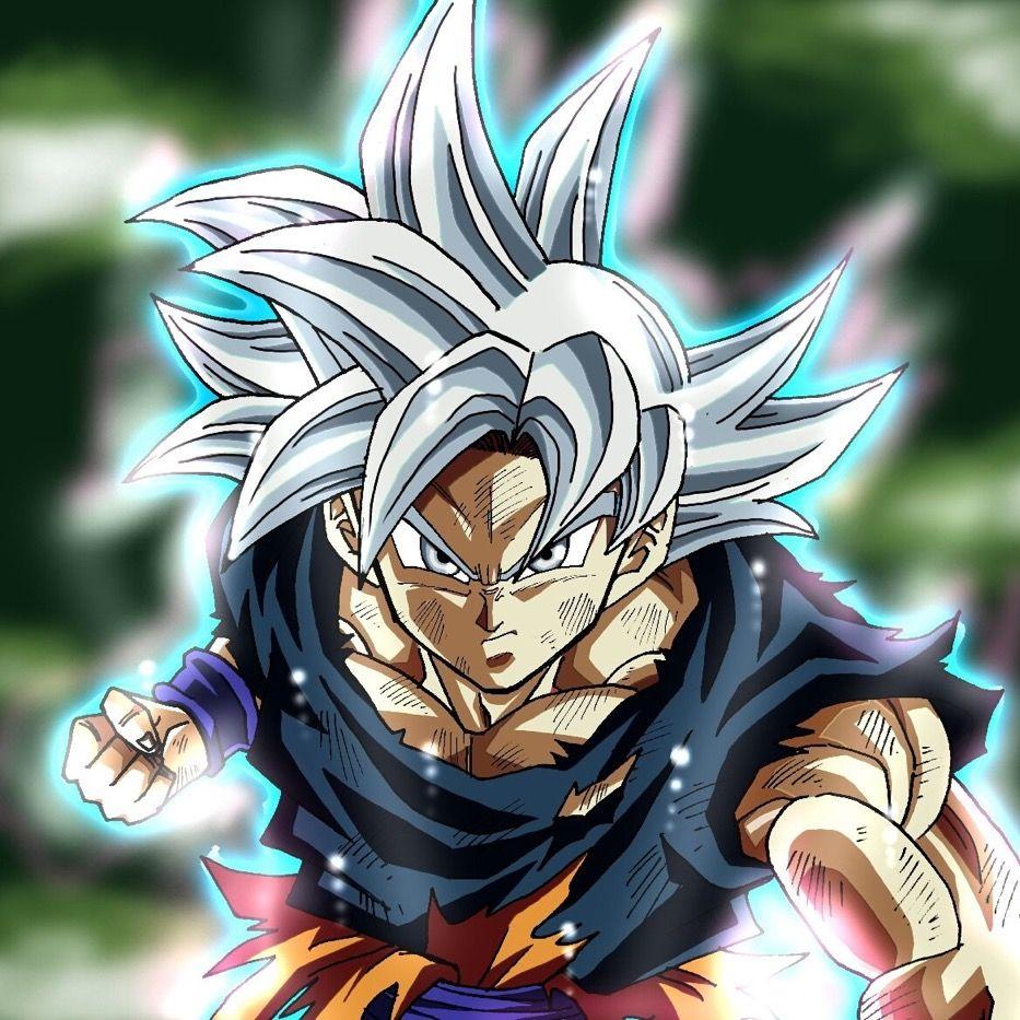 Ultra Instinct Dragon Ball Super Wallpaper: Super Goku, Super Saiyajin, Goku