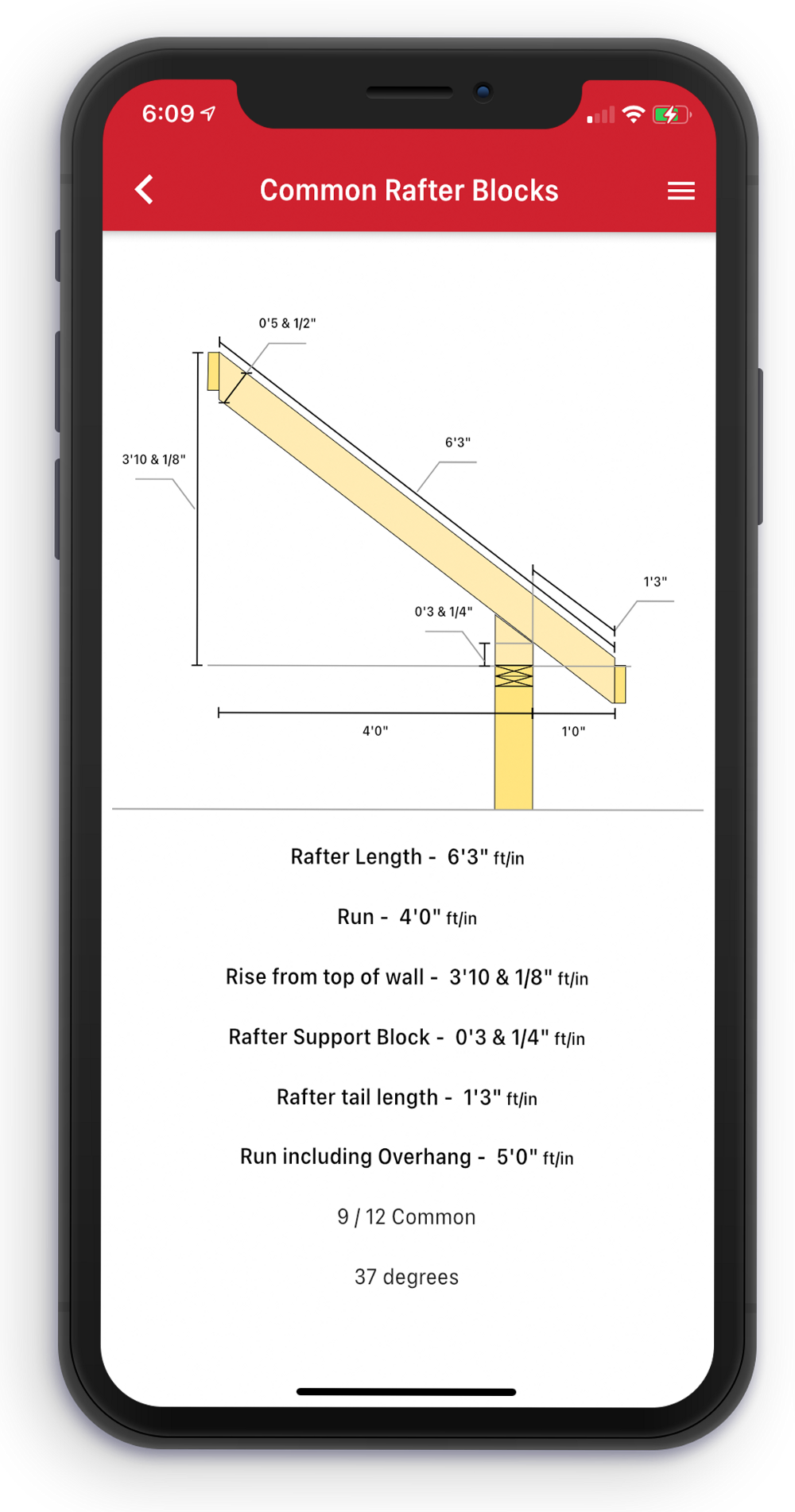 The Most Efficient Way To Calculate Rafters In 2020 In 2020 Rafter Construction Calculators How To Find Out