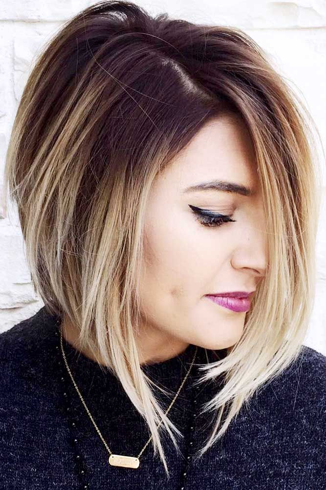 18 Classy And Fun A Line Haircut Ideas Hairstyles For Any Woman Hair Styles Short Hair Styles Edgy Haircuts