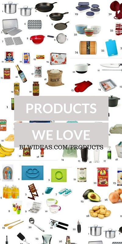 My favorite kitchen essentials pantry essentials baby food related my favorite kitchen essentials pantry essentials baby food related products as well as forumfinder Choice Image