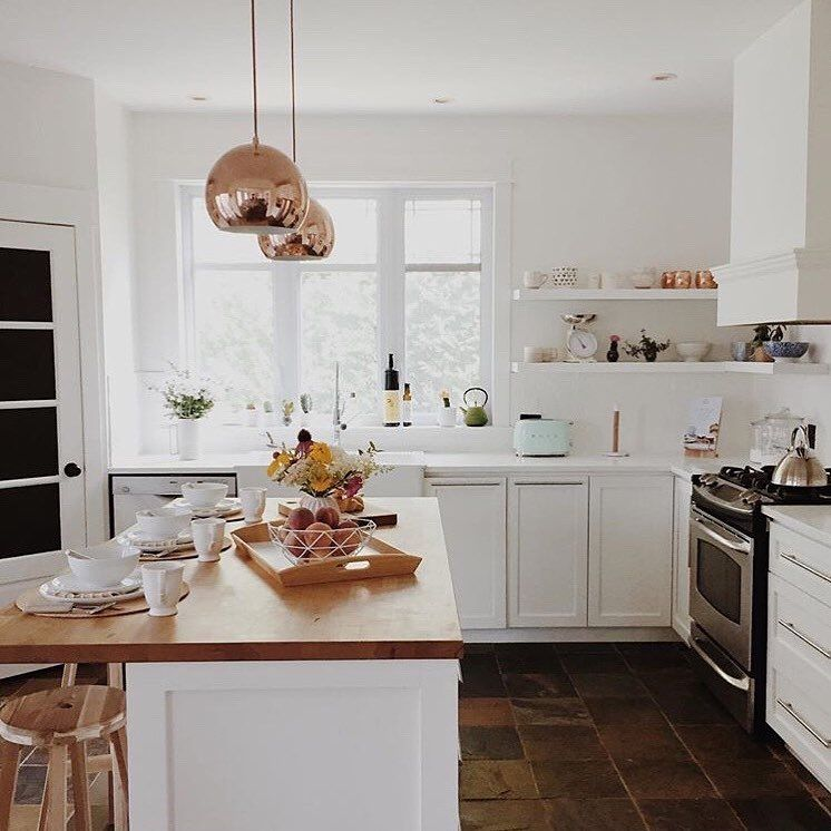 A Bright And Fresh Kitchen For The New Year By Audrey Morissette