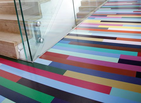 Project with several colors from the Rubber collection of LEOXX B.V.    Fotografie: Sandra Inden
