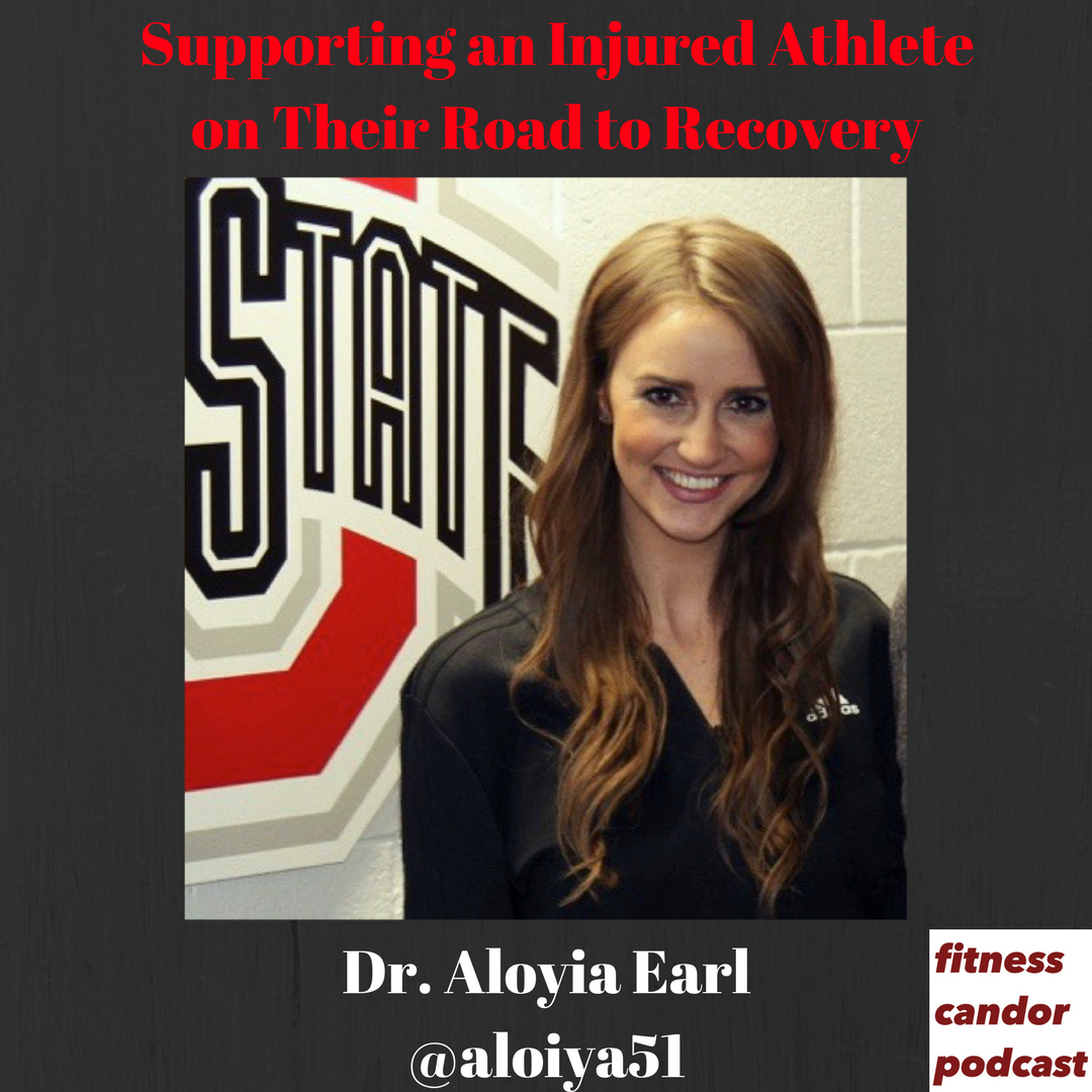 Resident Physician and Clincial Researcher Dr. Aloyia Earl