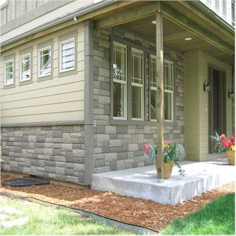 Get Brick Or Stone Veneer Siding Installation Professional Siding Installation Repair In 2020 Stone Vinyl Siding Stone Siding Faux Stone Panels