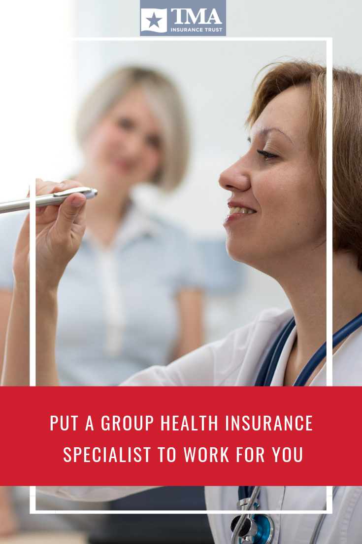 Put A Group Health Insurance Specialist To Work For You Health