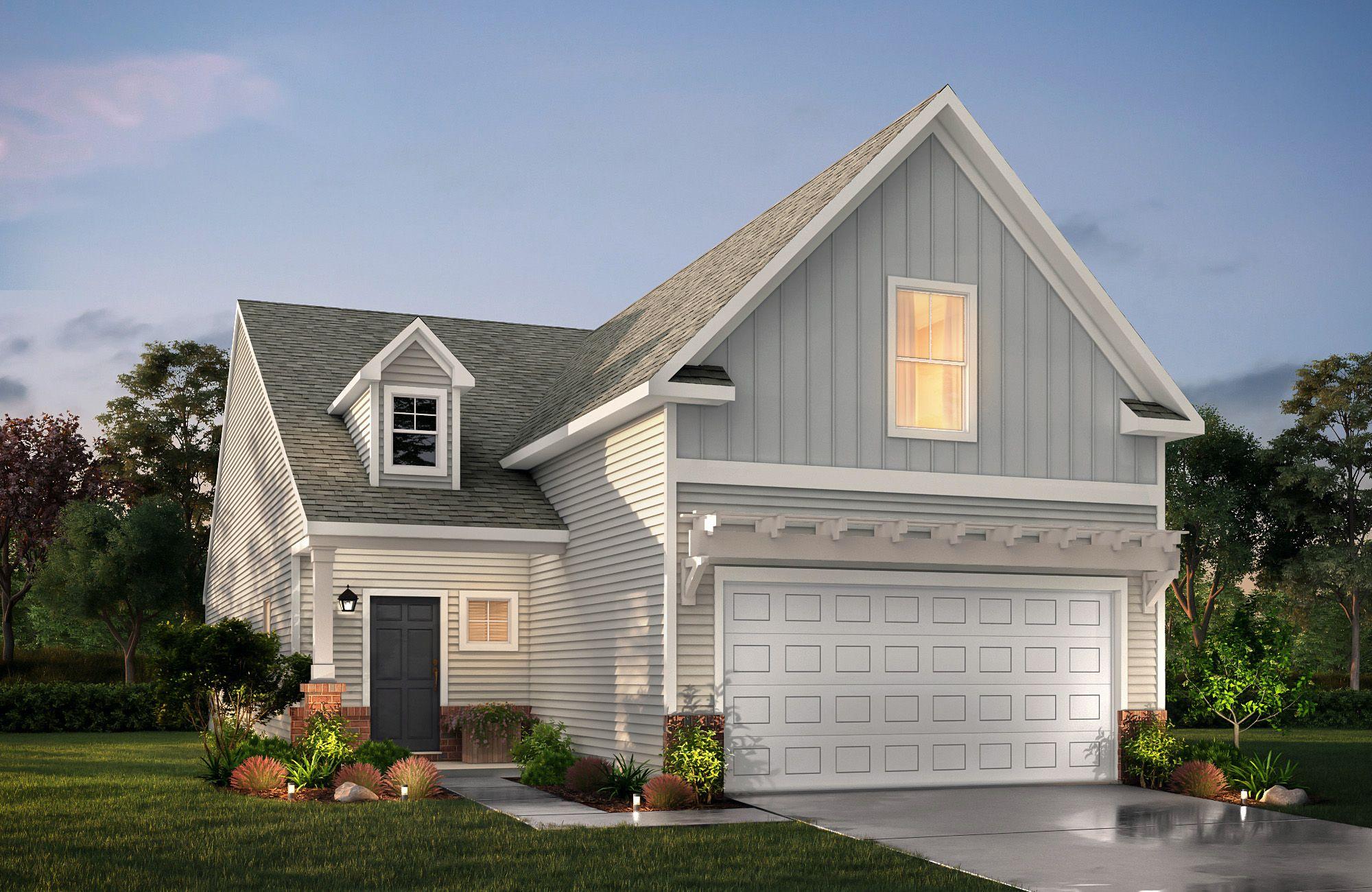Owen E B2b In 2020 True Homes House Elevation Floor Plans