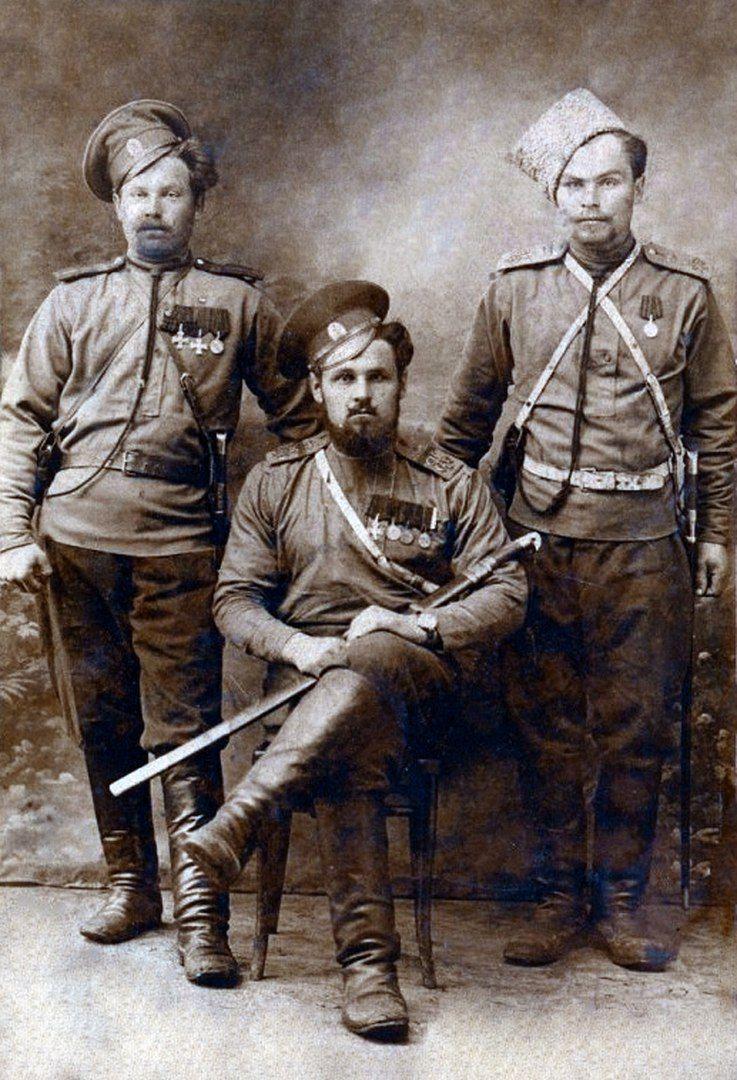 ограничений старинные фото донских казаков юбилей
