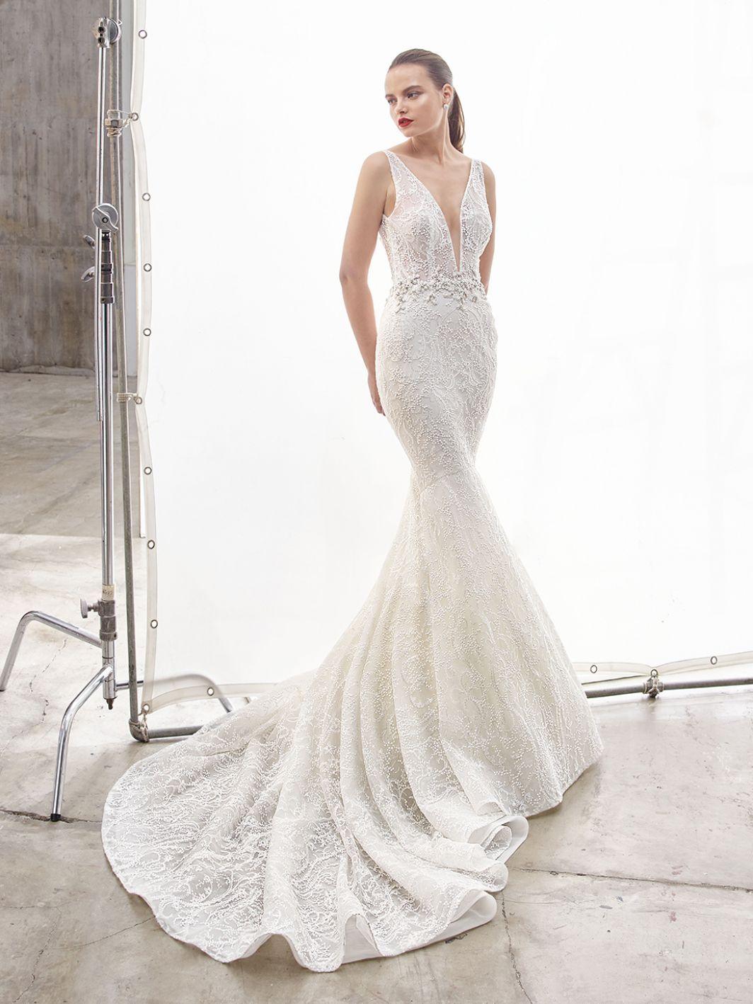 11991c2ad47fa NORTH   Enzoani 2019   2019 Enzoani Collection   Wedding dresses ...