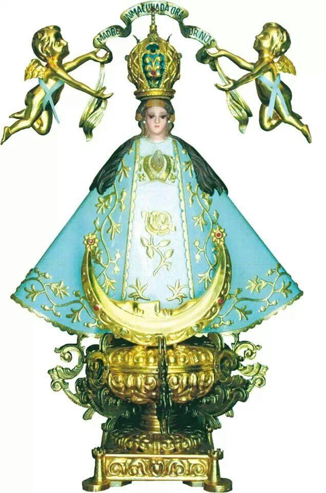 Virgen De San Juan De Los Lagos.!