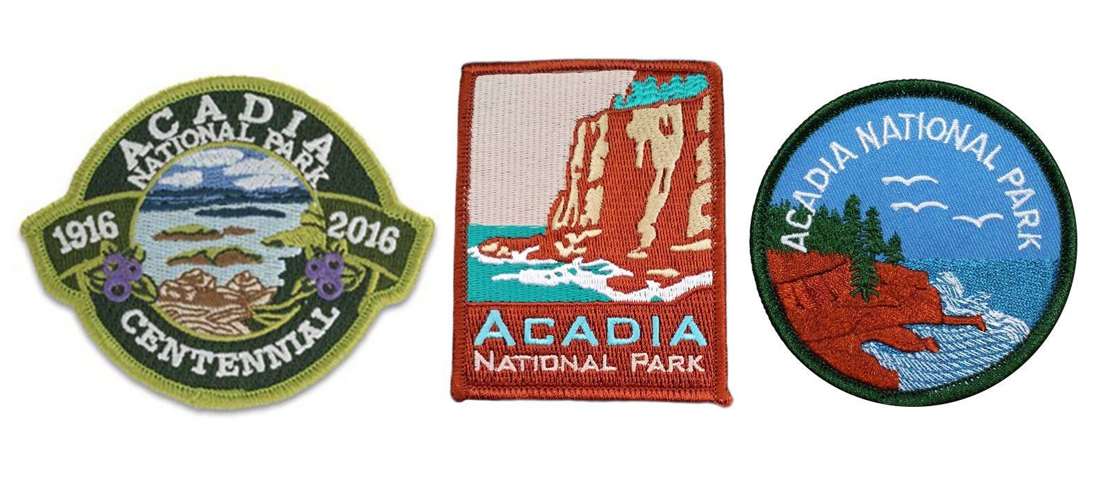The Ultimate Guide to Iconic National Parks Embroidered