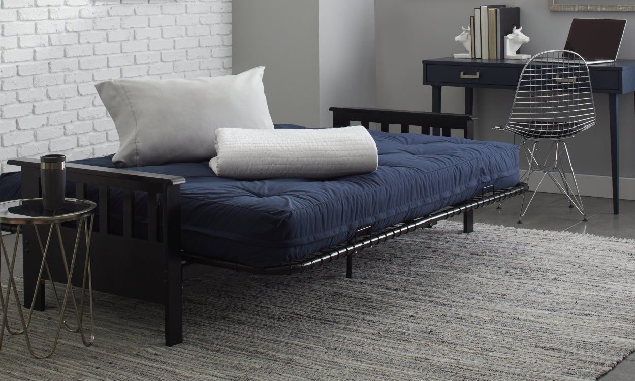 6 Tips to Make a Futon Bed More Comfortable Futon bed