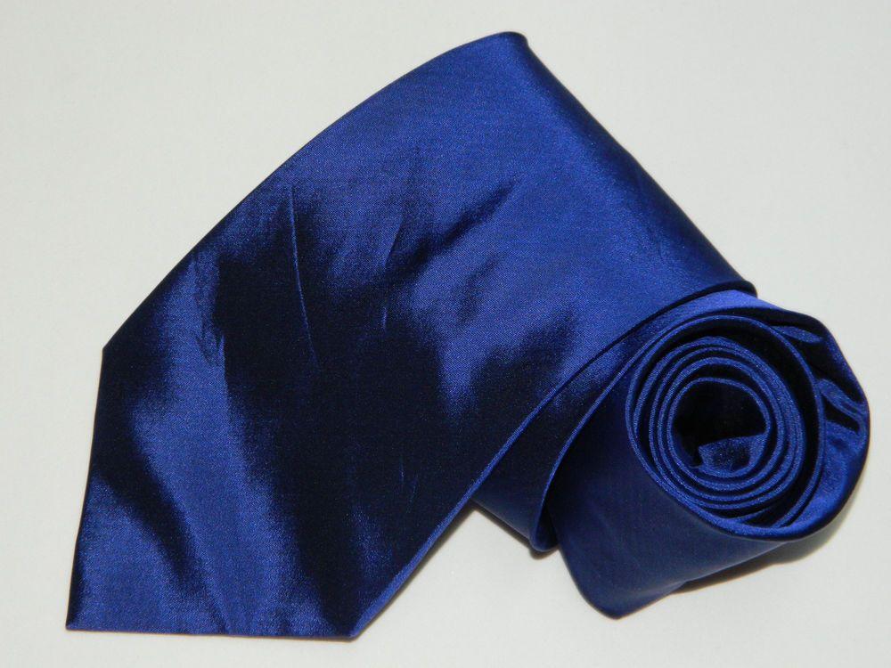 Men's Jos.A.Bank Collection Blue 100Silk Neck tie made in