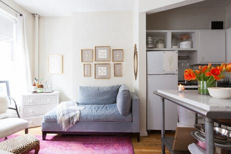 House Tour: Small But Sweet 190 Square Foot NYC Studio | Apartment Therapy